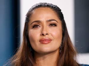 """Trop de botox"" pour Salma Hayek? Elle recadre un internaute"