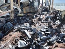 Wietkwekerij aangetroffen in uitgebrand verzamelgebouw Hengelo