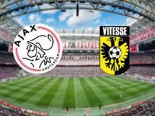 Kan Vitesse zich bij Ajax herstellen van bekerdebacle?