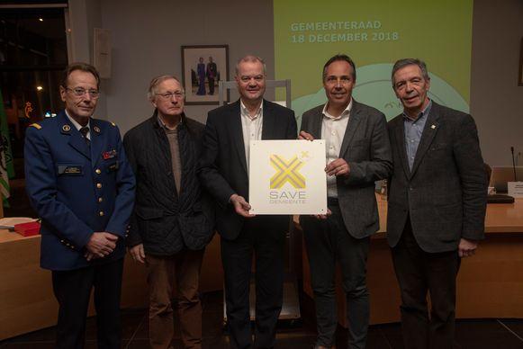 Merelbeke krijgt haar eerste SAVE Label.