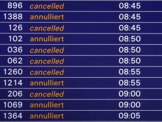 Morgen opnieuw staking op luchthaven Frankfurt