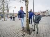 Twee nieuwe plannen voor het marktplein in Hengelo