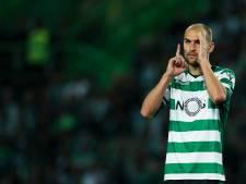 Bas Dost slachtoffer na bizarre confrontatie met eigen supporters Sporting