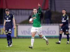 Comeback vanaf de stip loont FC Dordrecht niet