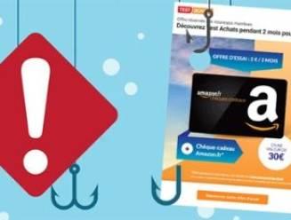 Opgelet: online oplichters doen zich voor als Test Aankoop