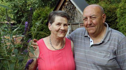 Lief en Clement vieren 50ste huwelijksverjaardag