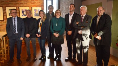 Spanning ten top voor 'Mars voor Democratie' in Ninove