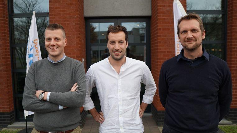 Michel De Baer, Matthias Browaeys en Dieter Debels maken kans om Vlaamse ondernemer van het jaar te worden.