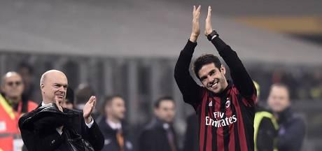 Kaká (35) wil in voetbal actief blijven