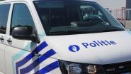 Vandalen beschadigen auto... op parking van de politie