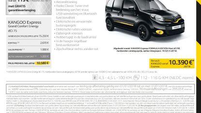 Bijlage Renault