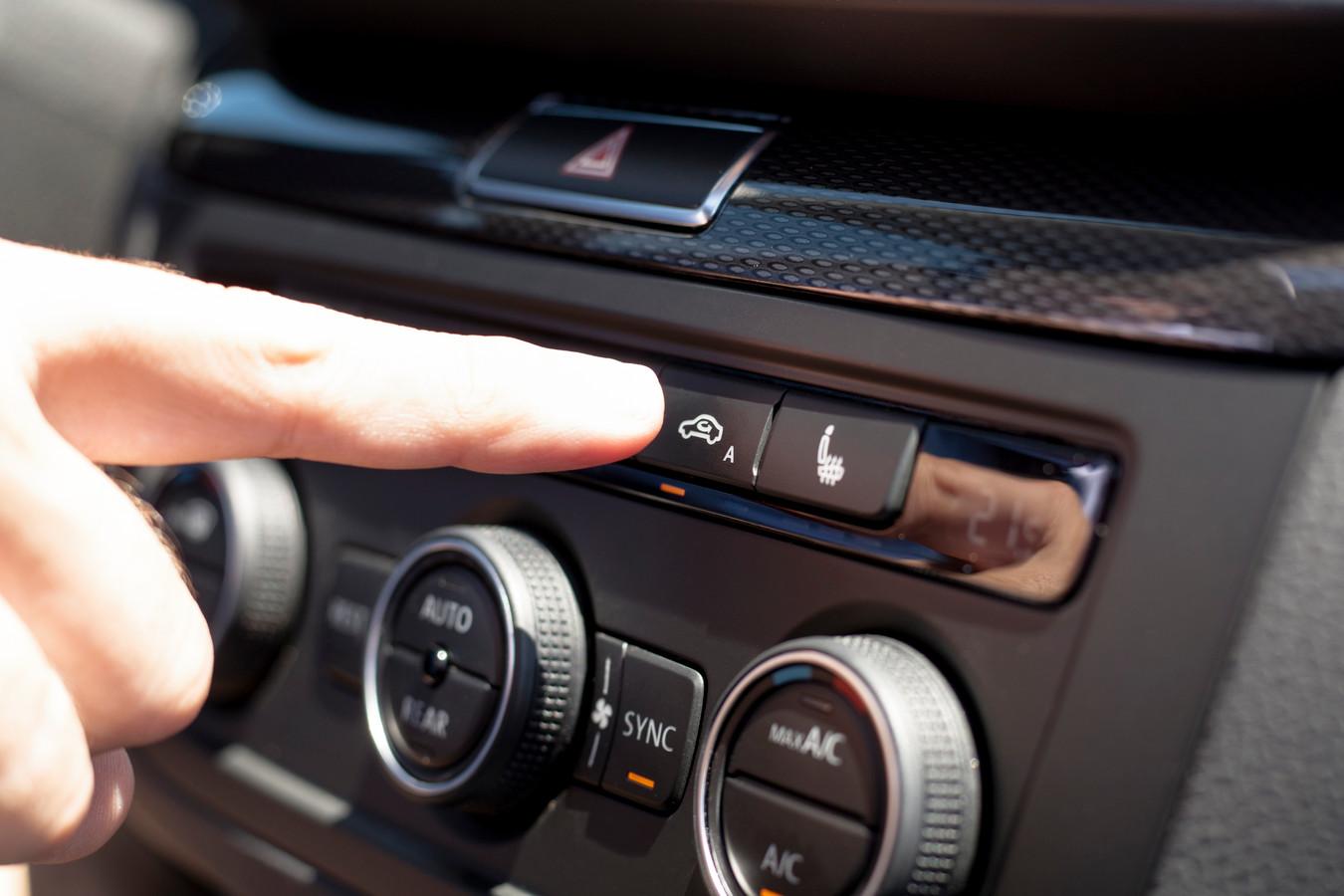 Veel automobilisten gebruiken de airco op een verkeerde manier.
