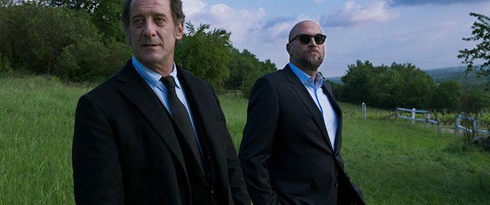 """Vincent Lindon et François Damiens sont à l'affiche de """"Mon cousin"""" de Jan Kounen."""