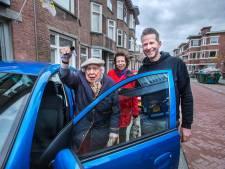 Lidwien (94) zal haar gestolen Honda nooit vergeten, maar gaat er dankzij gulle gevers flink op vooruit