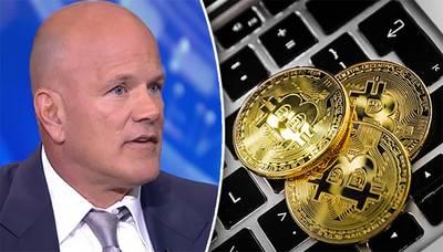 Topbelegger verloor al 120 miljoen euro aan de bitcoin (maar hij houdt vertrouwen)