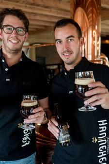 Kersverse bierbrouwers uit Losser presenteren: Hanneker