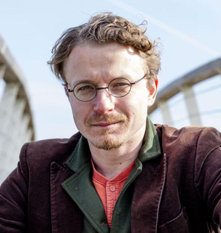 Anton de Wit is religiejournalist en schrijver. Beeld Rechtenvrij