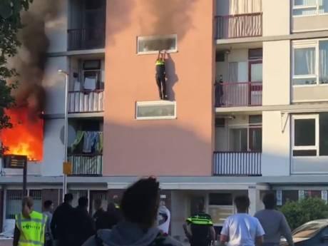 Verdachte (71) doden vrouw en in brand steken appartement Marshalllaan in hoger beroep