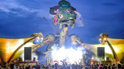 Tomorrowland is het favoriete festival van dj's wereldwijd