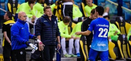 PEC Zwolle-middenvelder Clement: 'Ondanks zijn fout gaat complete selectie voor trainer door het vuur'