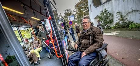 Provincie eist maatregelen: alle bussen moeten rolstoelvriendelijk zijn