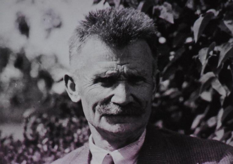 Stijn Streuvels woonde meer dan 60 jaar in Ingooigem.
