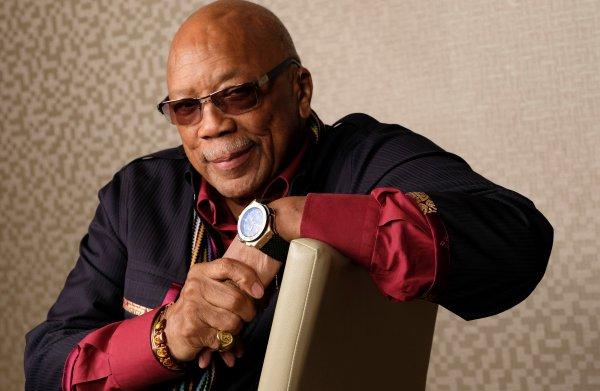 De makers wilden een liefdevol portret van hun dierbare Quincy Jones - en dat lukt (drie sterren)