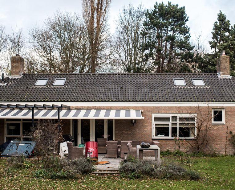 De nieuwe burgemeester van Katwijk heeft zelf een huis gekocht, daarom staat de ambtswoning te koop. Vraagprijs onbekend. Beeld Simon Lenskens