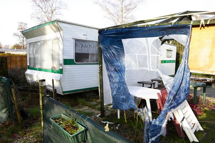 ,,Er is al twintig jaar niet meer geïnvesteerd in de camping.''