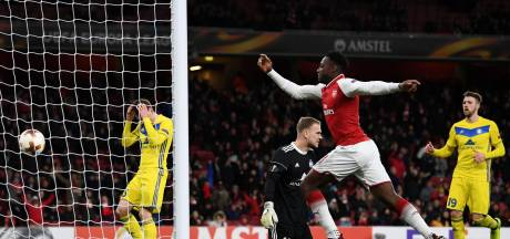 Arsenal haalt uit tegen Bate Borisov