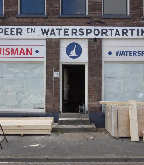 Oud stukje Zwolle verbouwd: Schuttevaer-panden bijna klaar