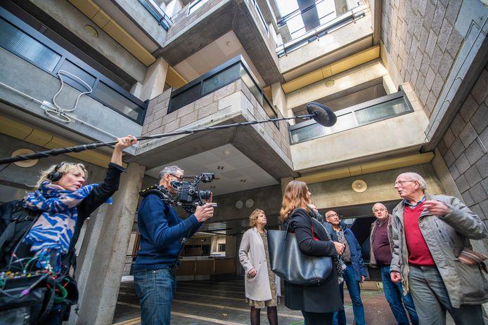 Documentairemaker Wouter Snip maakte een docu over het gebouw van Centraal Beheer en architect Herman Hertzberger.