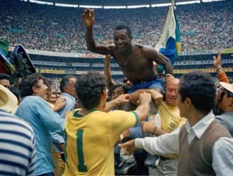 """""""Natuurlijk was Pelé beter dan Messi"""": Paul Van Himst en Hugo Camps halen herinneringen op aan de 80-jarige Braziliaanse voetbalgod"""