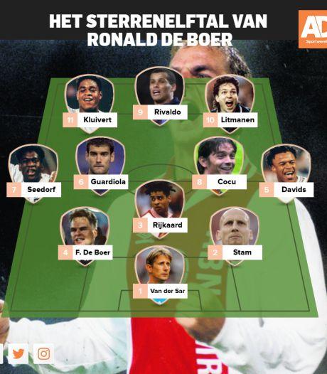 Dit is het sterrenelftal van... Ronald de Boer