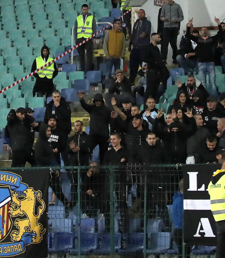 Chants racistes contre l'Angleterre: un supporter poursuivi en Bulgarie