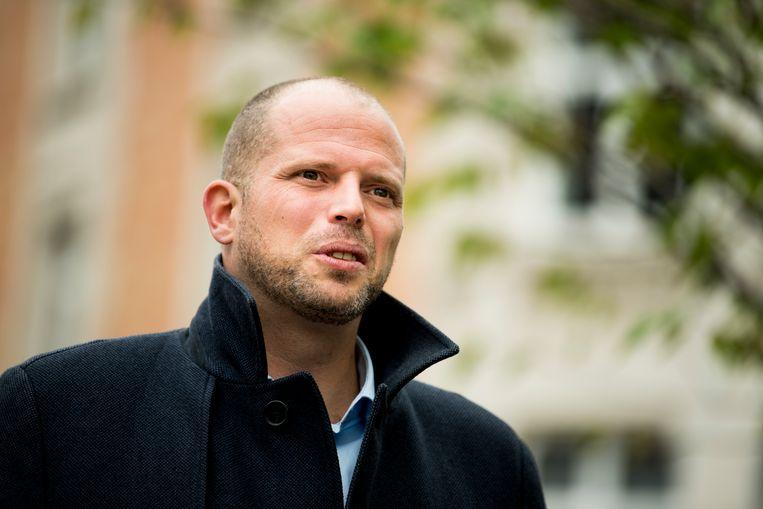 Voormalig staatssecretaris voor Asiel en Migratie Theo Francken (N-VA).