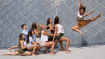 """Davinia's Dance Complex bij laatste tien voor VTM programma """"Dance As One"""""""