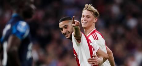 LIVE   Loopt Ajax weg bij Vitesse of komen de Arnhemmers terug?