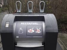 Ondergrondse afvalcontainers in Middelburg gaan op slot, alleen nog met nieuwe sleutels te openen