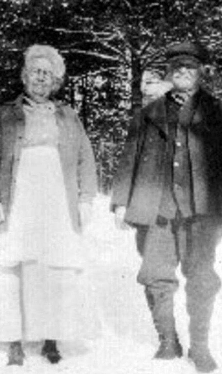 Mary en Thomas Bird