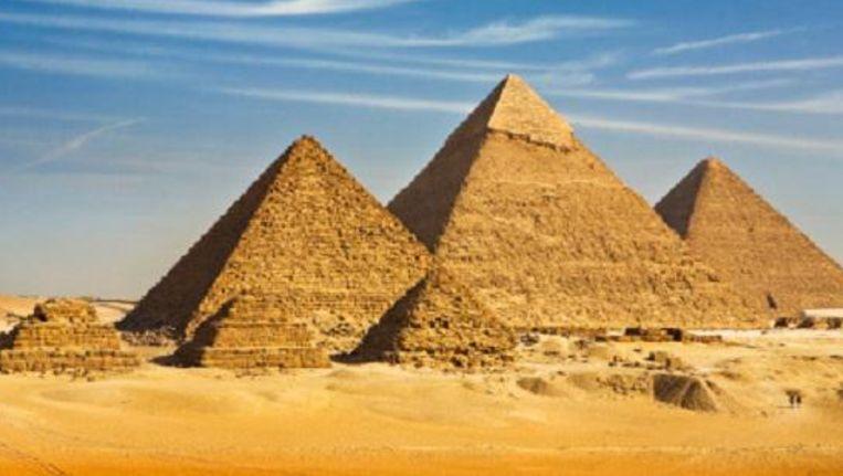 Hoe kon piramide van Cheops ge...