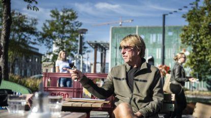 """Een dag in het spoor van Aad de Mos die een heerlijk leventje leidt: """"In België ben ik een legende"""""""