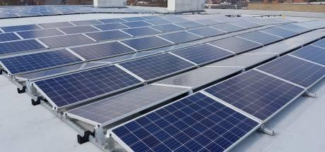 Tafeltennisvereniging Tanaka legt binnenkort 130 zonnepanelen op dak