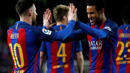 Voor het eerst sinds 1971: Barça al 28 matchen zonder penalty en rode kaart