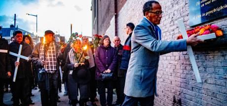 'Historische herdenking' van Decembermoorden