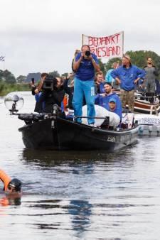 Drie dagen zij aan zij met Maarten van der Weijden: 'Hij zwom een extra ronde om al het publiek te bedanken, fantastisch'