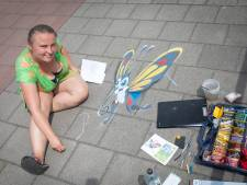 'Een Beautifly voor mijn stad Wageningen'