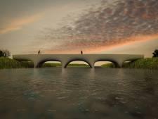 3D-geprinte brug voor Zwanenveld loopt drie maanden vertraging op