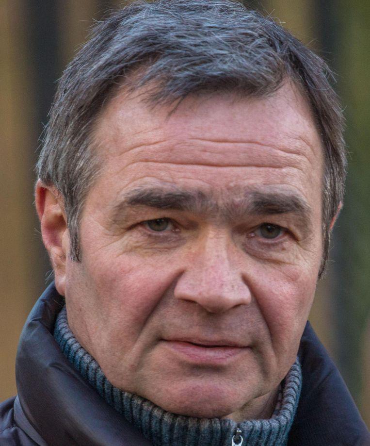 Philippe Lienard, zoon van de voormalige kasteelbewoners.