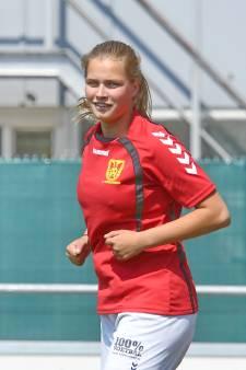Dierense Marit Auée met Oranje O16 naar Noorwegen